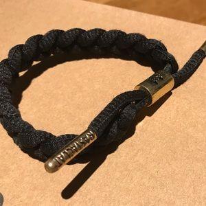 Jewelry - Black Rastaclat bracelet